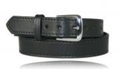 "1-1/2"" Off Duty Leather Belt"