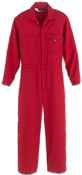 Industrial Coverall, 6 oz Nomex IIIA
