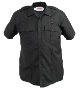 Elbeco Men's Prestige West Coast Short Sleeve Shirt