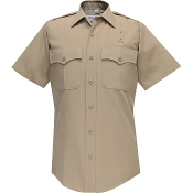 DELUXE TROPICAL MENS SHORT SLEEVE SHIRT